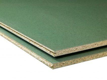 Plywood Spaanplaat vochtwerend TG4 P5 70% PEFC 2440x610x12mm