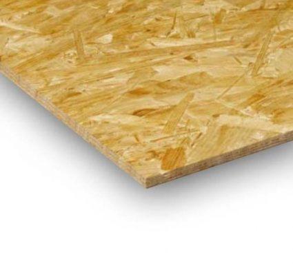 Plywood OSB houtvezeplaat type 3 FSC Mix 70% SE 2440x1220x18 mm